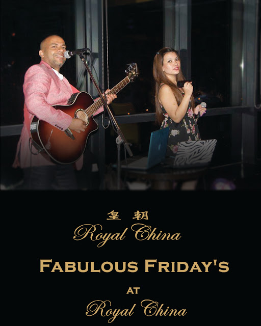 """Fabulous Friday at  Royal China"""