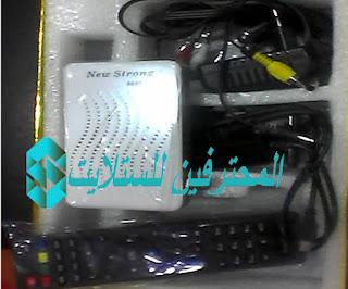 احدث ملف قنوات نيو سترونج new STRONG 4600 HD MINI