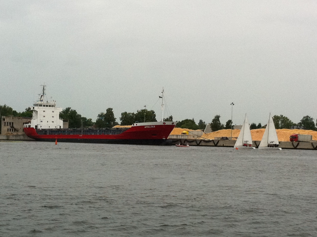 Match Racing At Parnu In Estonia Supplied Image