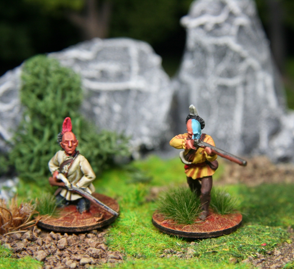 Ogue Hobbies From Iannickm 28mm French Amp Indian Wars