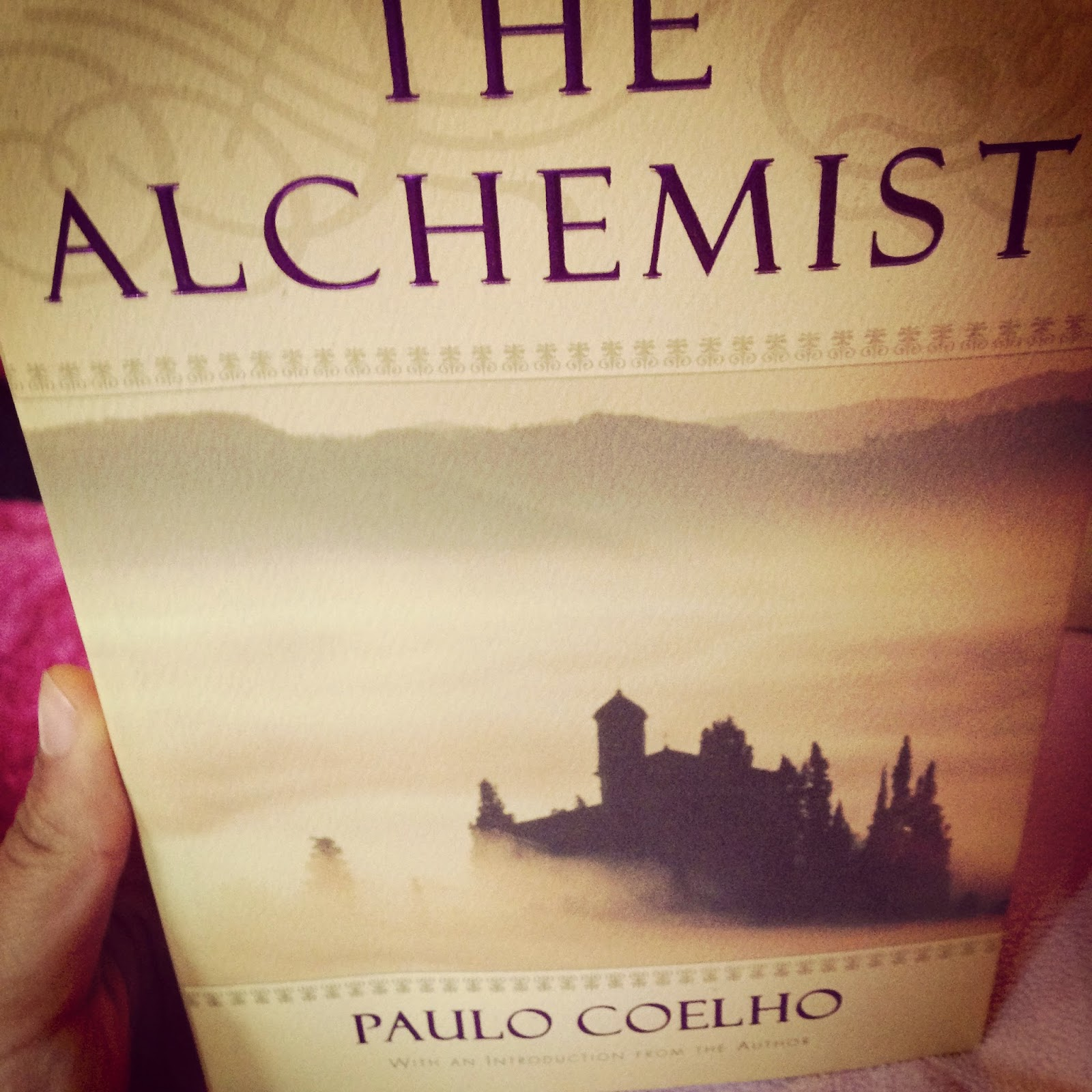 welcome to my den ❤ i m done reading the heart opening book the alchemist by paulo coelho after hearing many great things about this popular novel i decided to buy it after