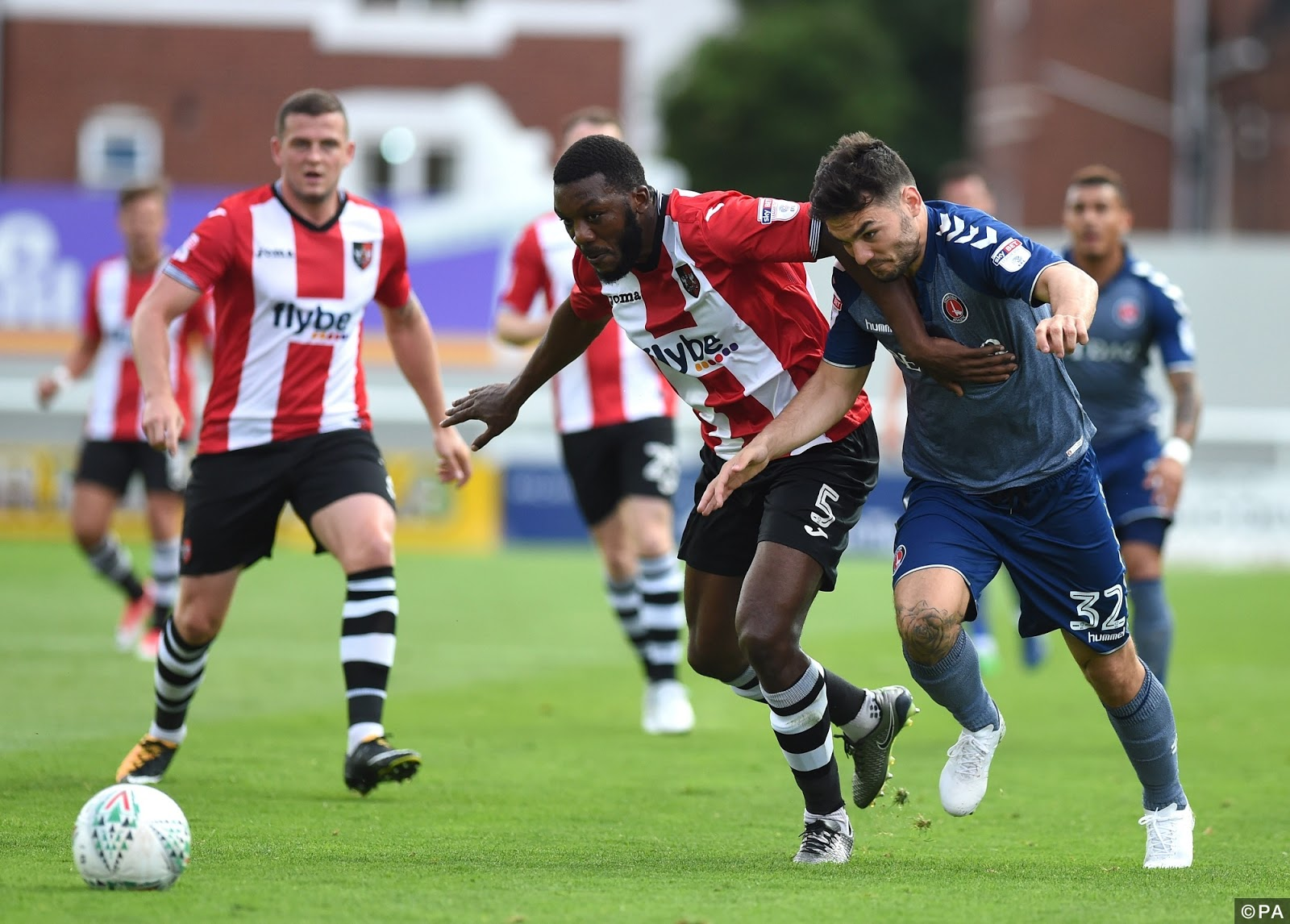 Prediksi Skor Exeter City Vs Chesterfield 18 April 2018
