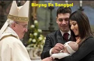 Binyag Sa Sanggol