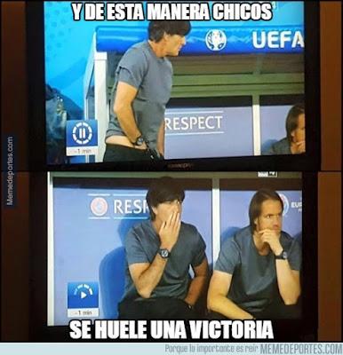 memes eurocopa francia low alemania