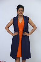 Priyamani in Beautiful Short Deep neck Orange Dress ~  Exclusive 35.JPG