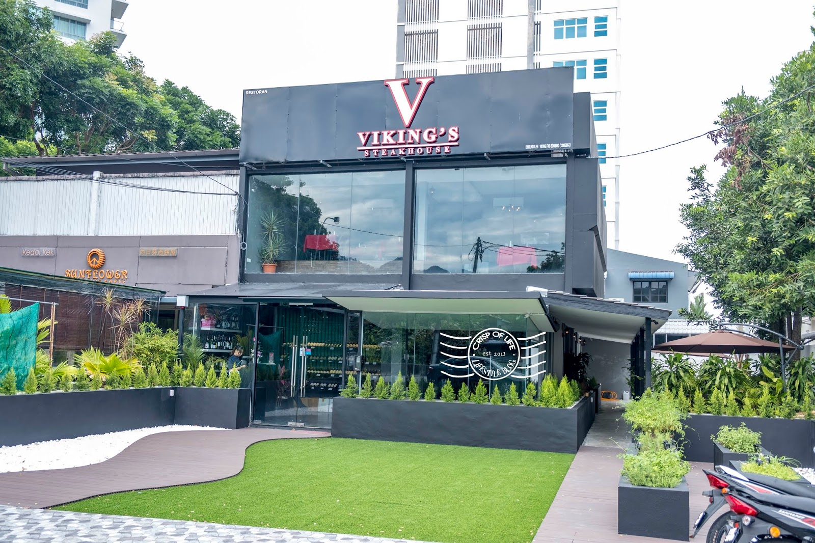 Premium Steakhouse with Affordable Price @ Viking Steakhouse, Tanjung Bungah, Penang