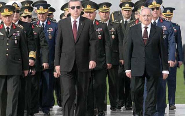 Ο «νέος στρατός» του Ταγίπ Ερντογάν