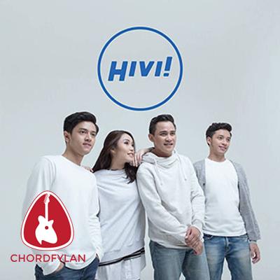 Lirik dan Chord Kunci Gitar Pelangi - Hivi
