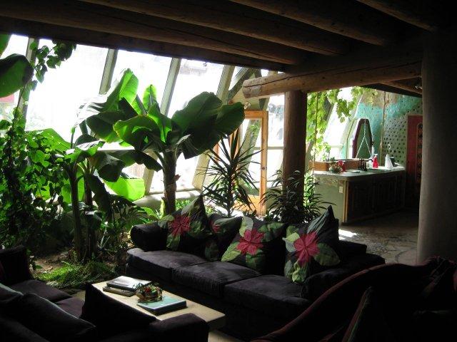 Holy Mother Earthship  Fleur De List Home Decor
