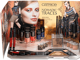 "Limited Edition ""Nomadic Traces"" by CATRICE"
