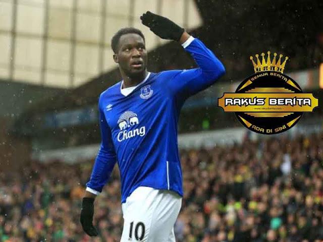 Everton Tak Akan Lepas Lukaku Dengan Mudah
