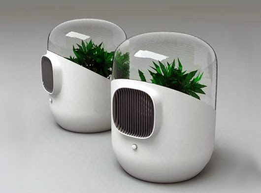 15 Innovative Air Purifiers And Creative Air Filter Designs