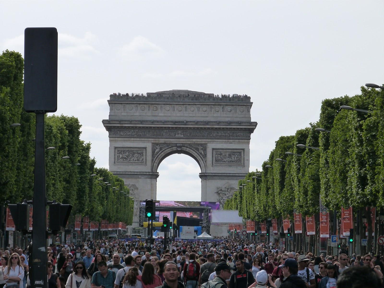 Arche de Triomphe, Paris