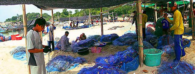 Songkhla Fishermen