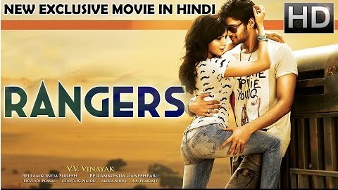 RANGER (2018) Hindi Dubbed 350MB HDRip 480p x264