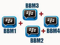 BBM MOD Multi BBM 2 BBM 3 BBM 4  BBM 5 Clone versi 3.3.0.16 BBM MOD APK Terbaru