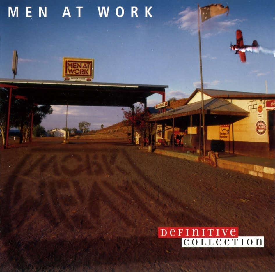 OnlyFlac: Men At Work Definitive Collection (2003)