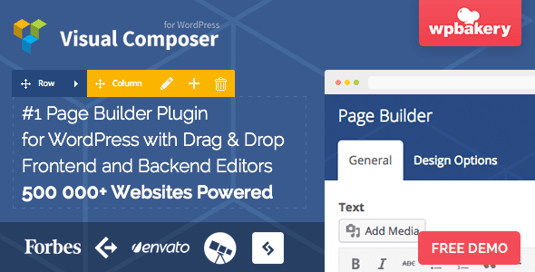 Top 6 Best Drag & Drop Page Builder Plugins for WordPress Sites in 2019