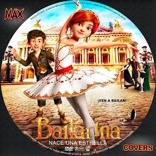 Bailarina Galleta Maxcovers