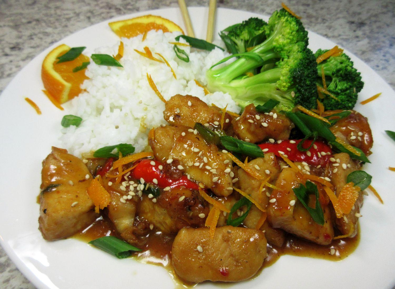 Tess cooks4u chinese orange chicken stir fry easy healthy chinese chinese orange chicken stir fry easy healthy chinese chicken recipe forumfinder Gallery