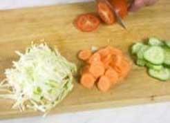 грузинский салат из капусты