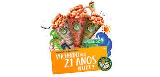 Promoção Nutty Bavarian 2017