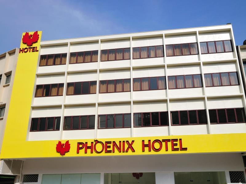 Rooms: Hotel Phoenix