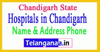 Hospitals in Chandigarh