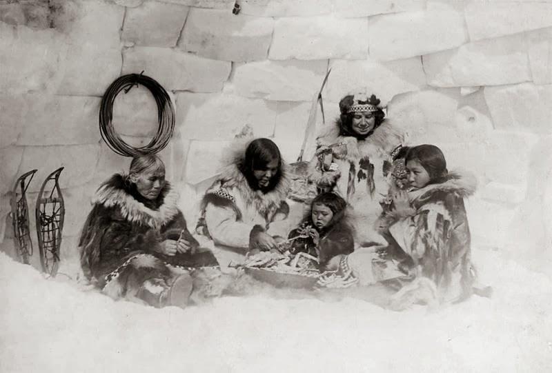 Maestra de Primaria: Los esquimales. Los inuit: costumbres ...