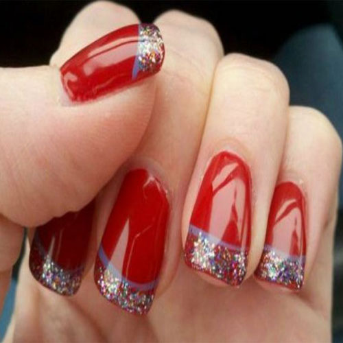Easy Stylish wedding nail art designs | Perfect women Fashions
