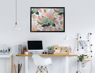 ideas con papel pintado, fotomurales o vinilos