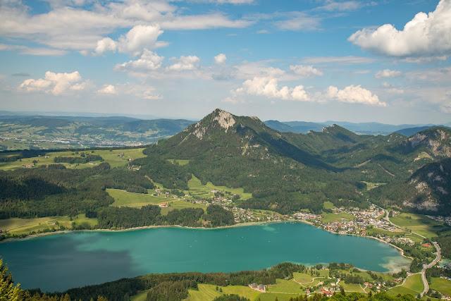 Von Hof bei Salzburg auf den Filbling  Wandern in der FuschlseeRegion 01