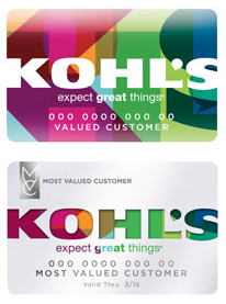 New Kohls Coupon 30% Off with Kohl's Card 2017