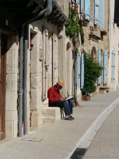 Zwykłe życie we Francji