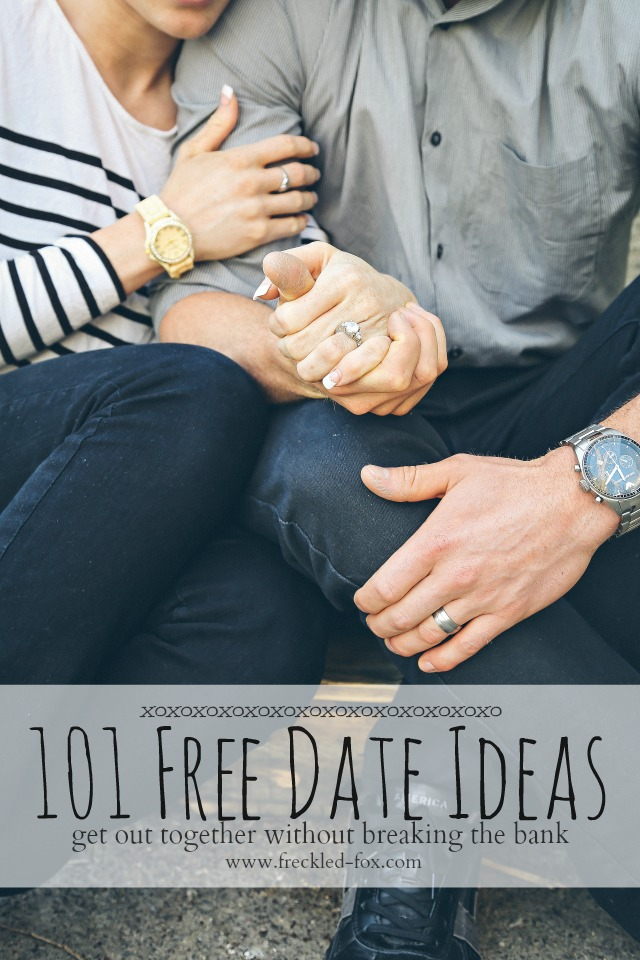 101 dating ideas