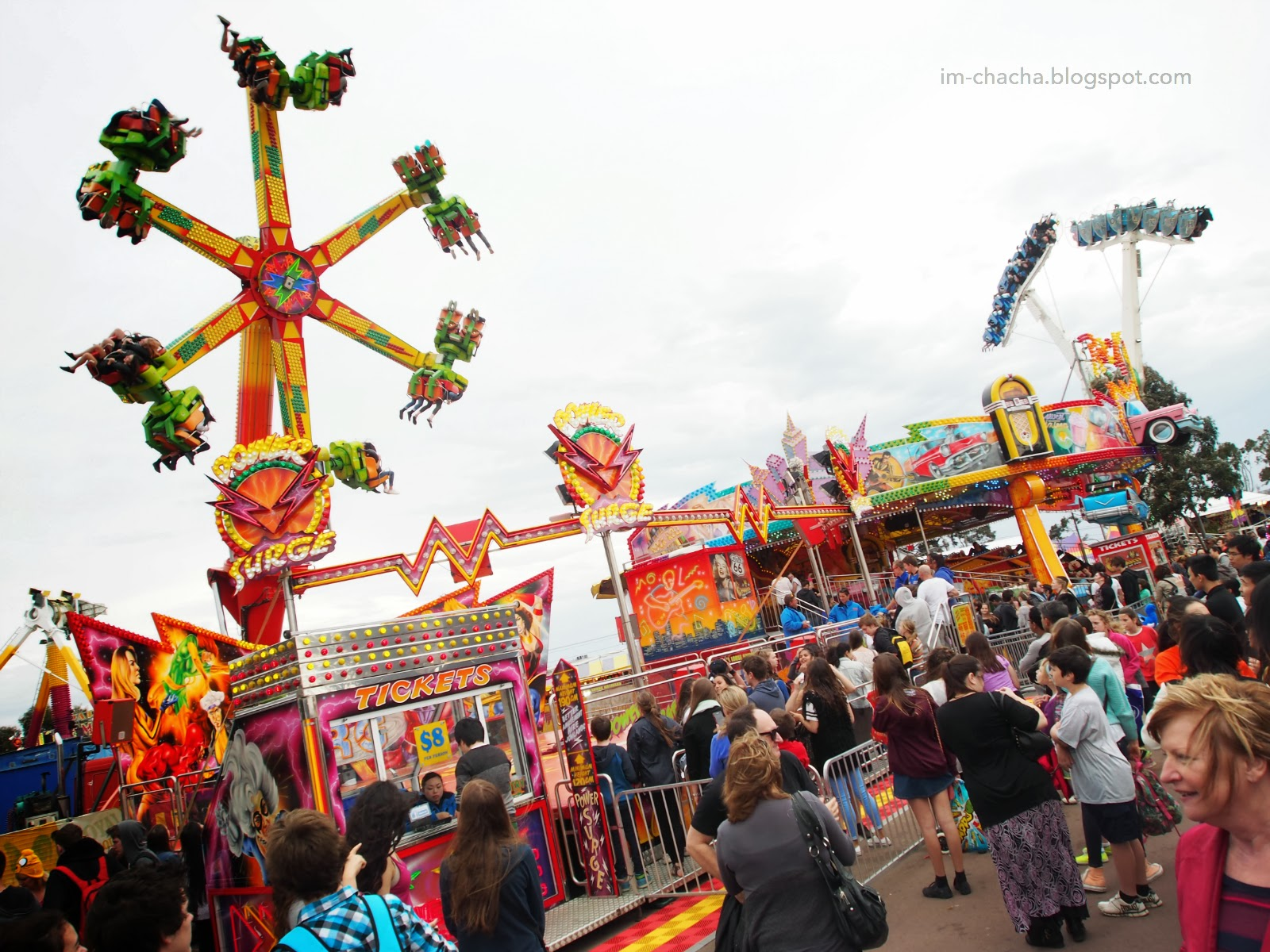 royal melbourne show tickets - photo #42