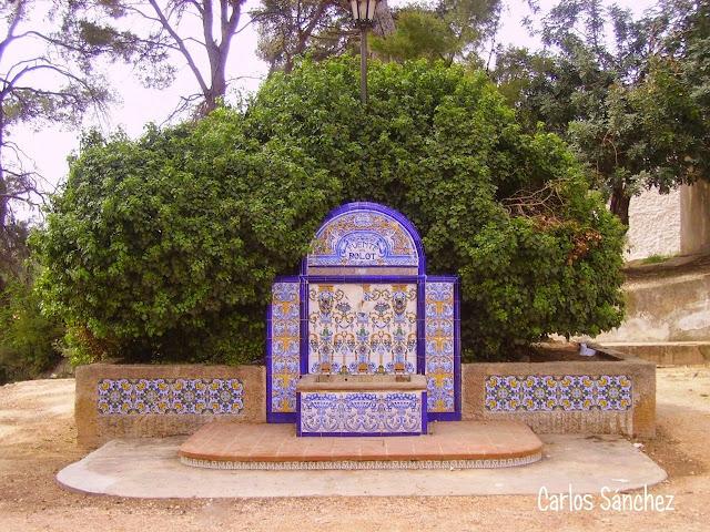 Macastre (Valencia).