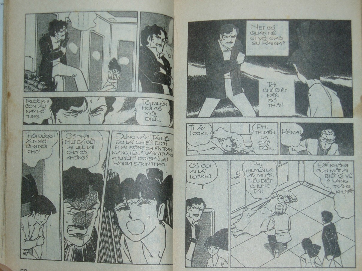 Siêu nhân Locke vol 10 trang 15