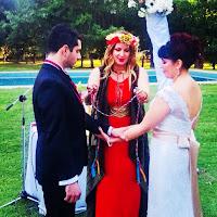 Matrimonio Simbolico Chile : Beltane handfasting chile