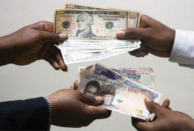 Updated: How much is dollar to naira today?