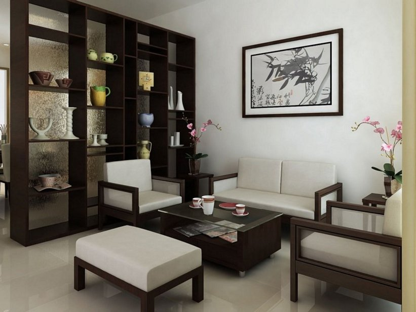 sofa ruang tamu kecil 2