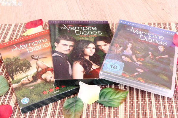 Vampire Diaries - Seriesfinale - Rezension