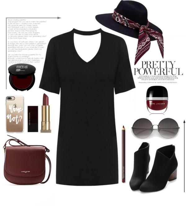 choker-dress