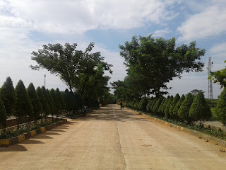 Al-Azhar memorial garden