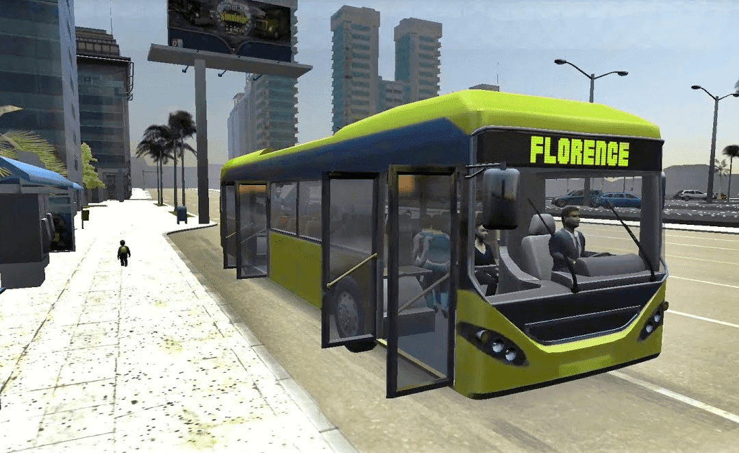 تحميل bus simulator 2018