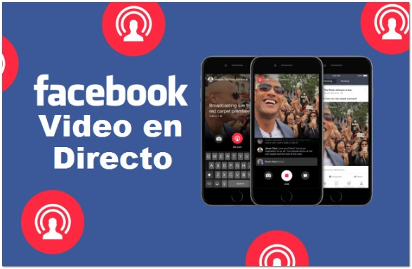 Facebook video en Directo o en vivo - MasFB