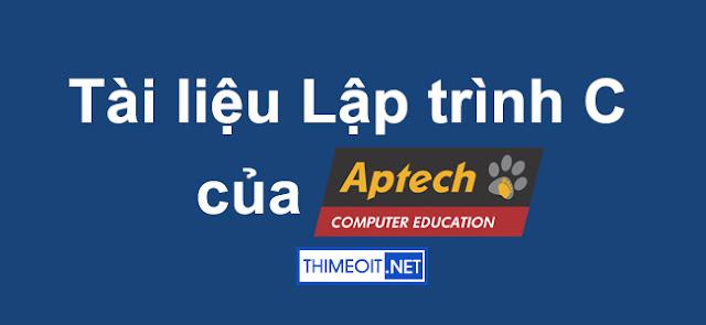 Tài liệu Lập trình C aptech
