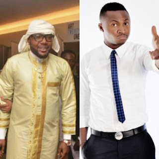 E money and Comedian Funny Bone