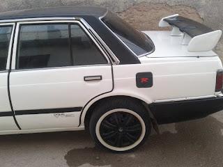 modifikasi honda accord tahun 1985