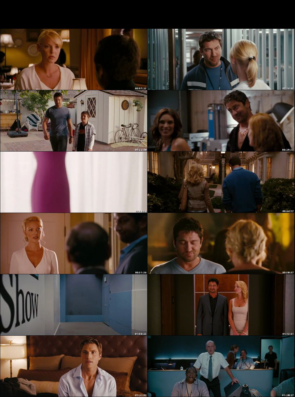 screen shot The Ugly Truth 2009 Full Movie Download Dual Audio 300MB